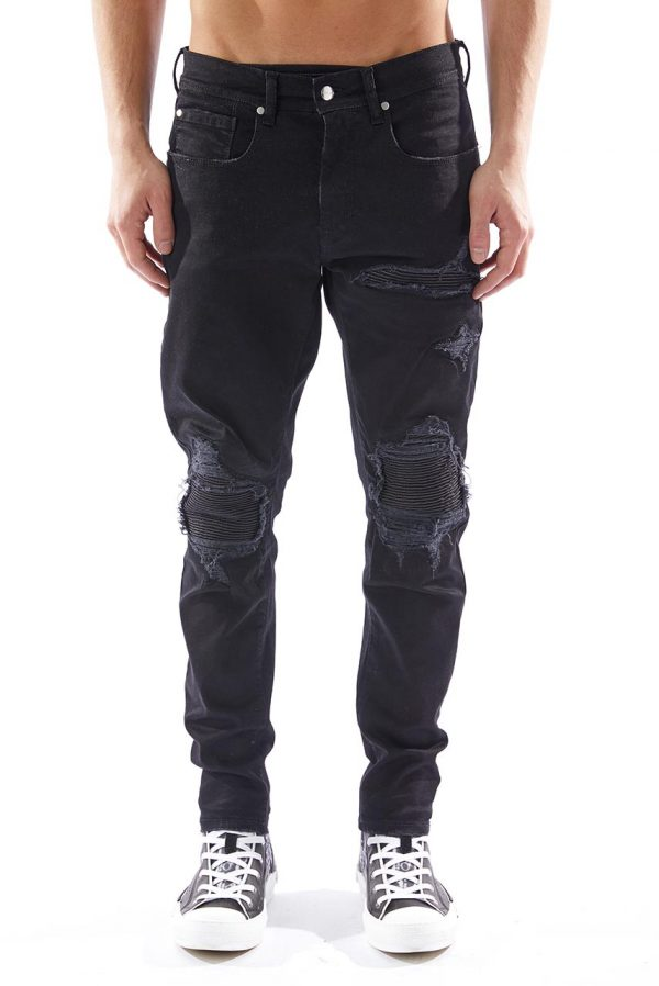 Pantalon Jeans GN fabricat manual din blug premium
