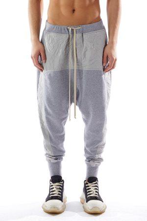 Pantalon Mix fabricat manual din bumbac si nylon