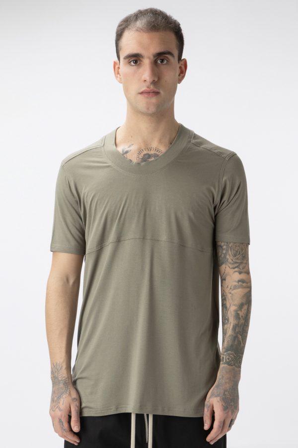 Tricou Miami fabricat din vascoza si de culoare verde