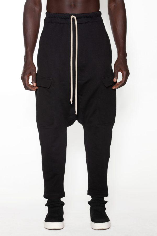 pantalon cargo pentru barbati fabricat manual