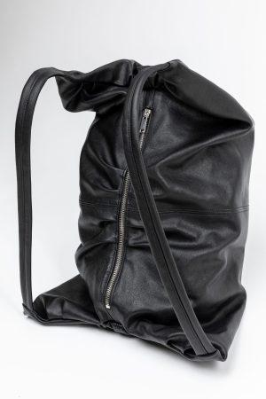 rucsac geanta fabricat manual din piele